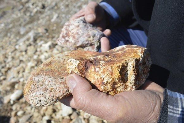 Türkiye'nin altın rezervi bulunan köyünde tarihi adım