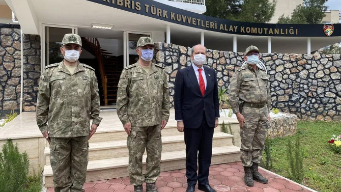 ''Türk askeri Ada'dan bir daha gitmeyecek''