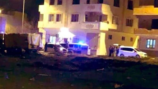 Suriye'den atılan roketler Kilis'e düştü!