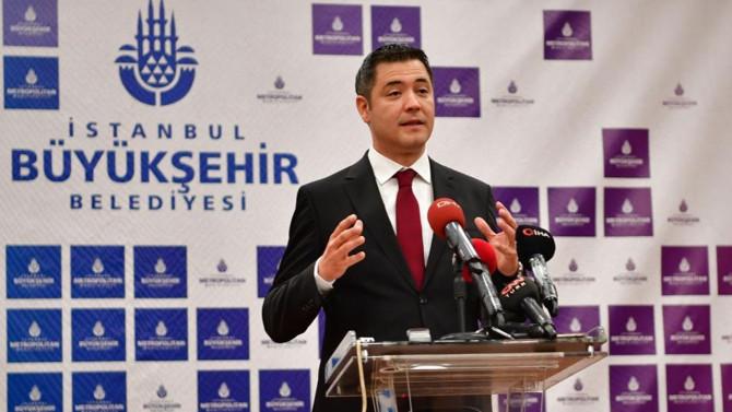 İBB Sözcüsü Murat Ongun'dan güldüren İBB TV paylaşımı