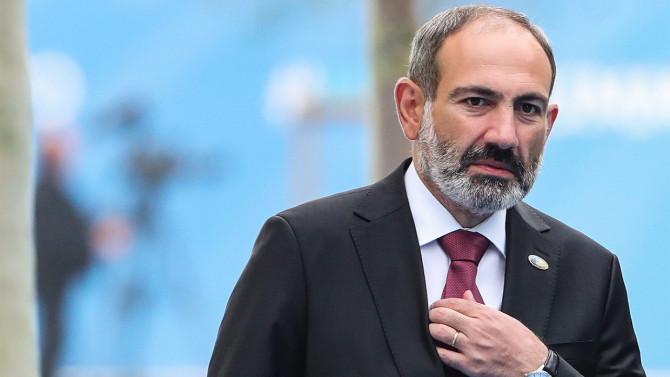 Paşinyan perişan! Ermenistan erken seçime gidiyor!