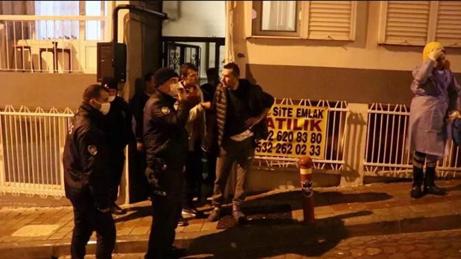 Kabus gecesi! Hırsızlar ev sahibini bıçakladı!