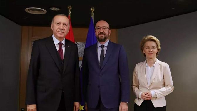 Erdoğan'nın AB zirvesindeki gündemi belli oldu