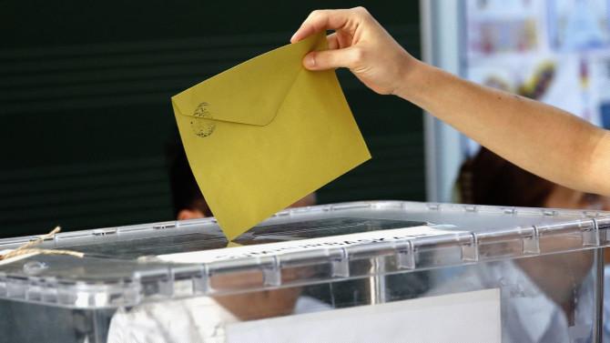 AK Parti'nin ''seçim sistemi taslağı''nda dikkat çeken düzenleme