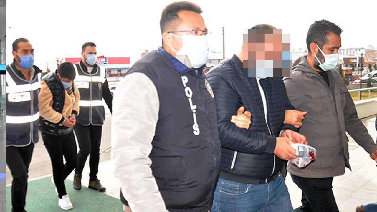 Kurayla ev sahibi olanları dolandırdılar! 3 şüpheli serbest bırakıldı