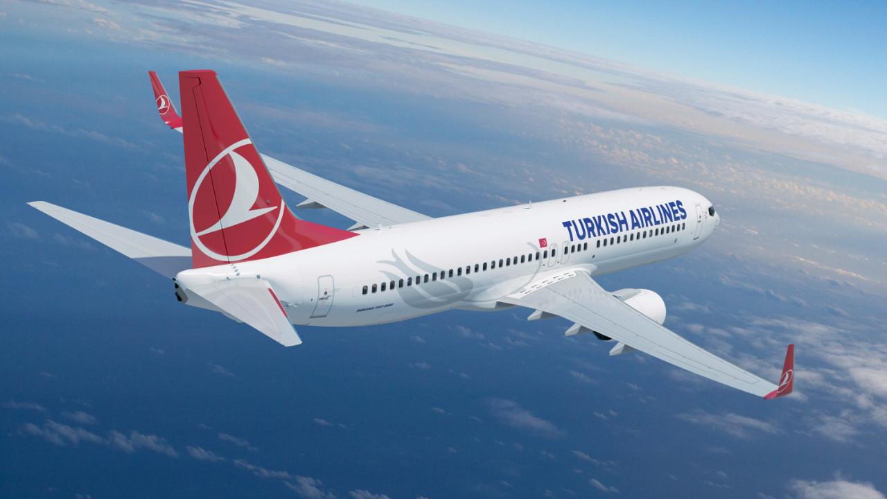THY uçağı Ankara'ya acil iniş yaptı