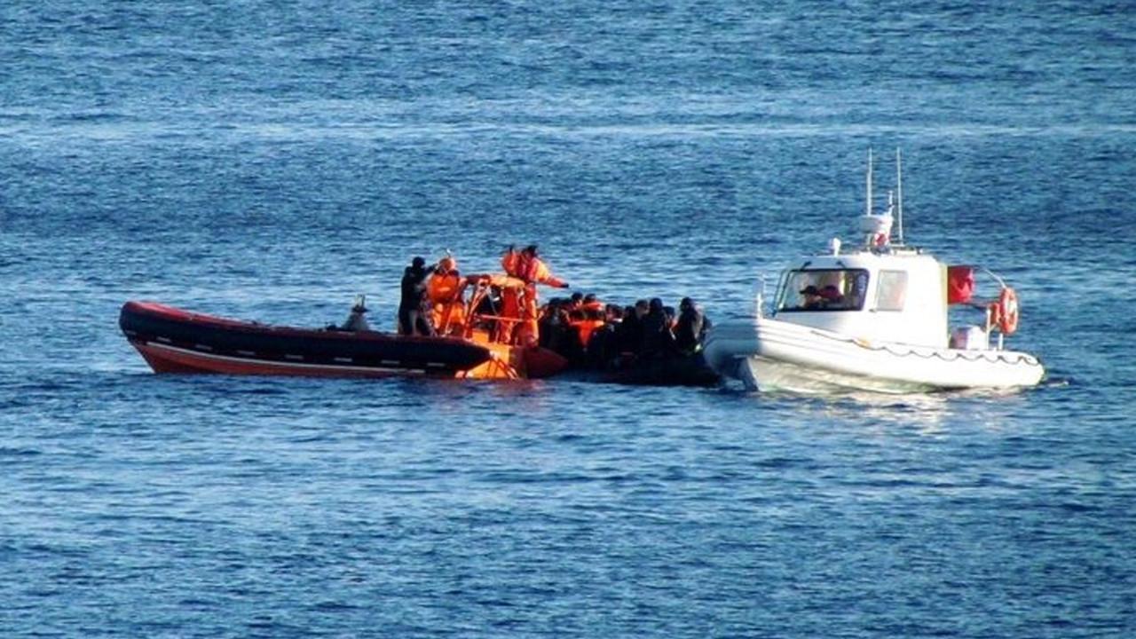 Yunan zulmü bitmiyor! İzmir açıklarında insanlık dışı olay!
