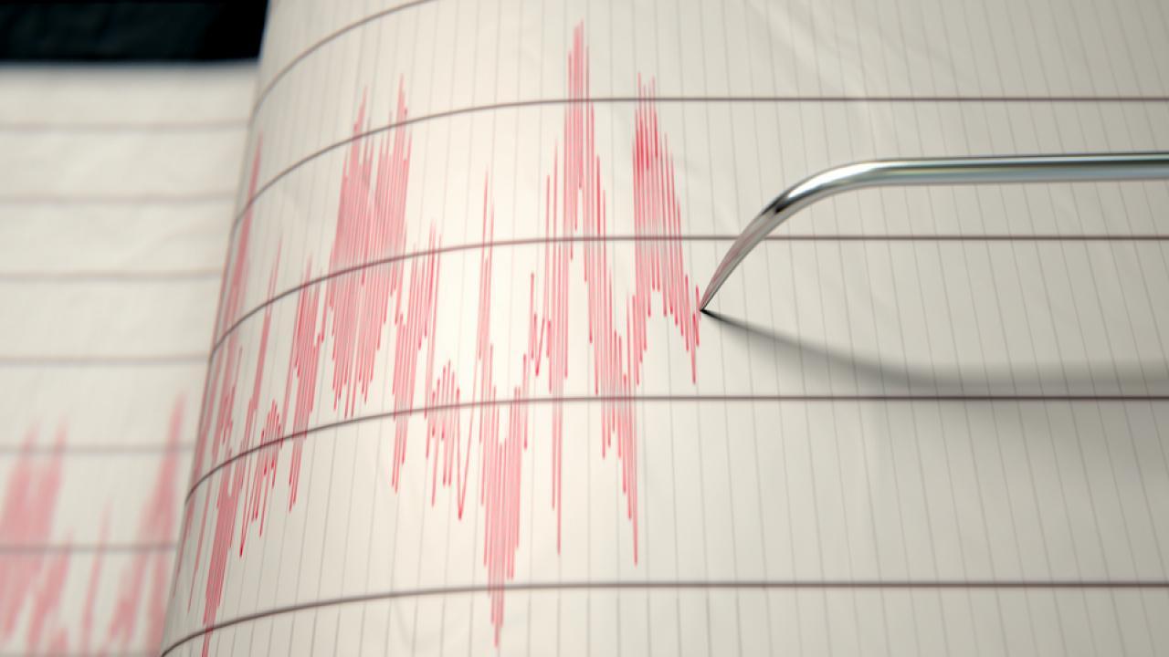 Oniki Adalar'da deprem