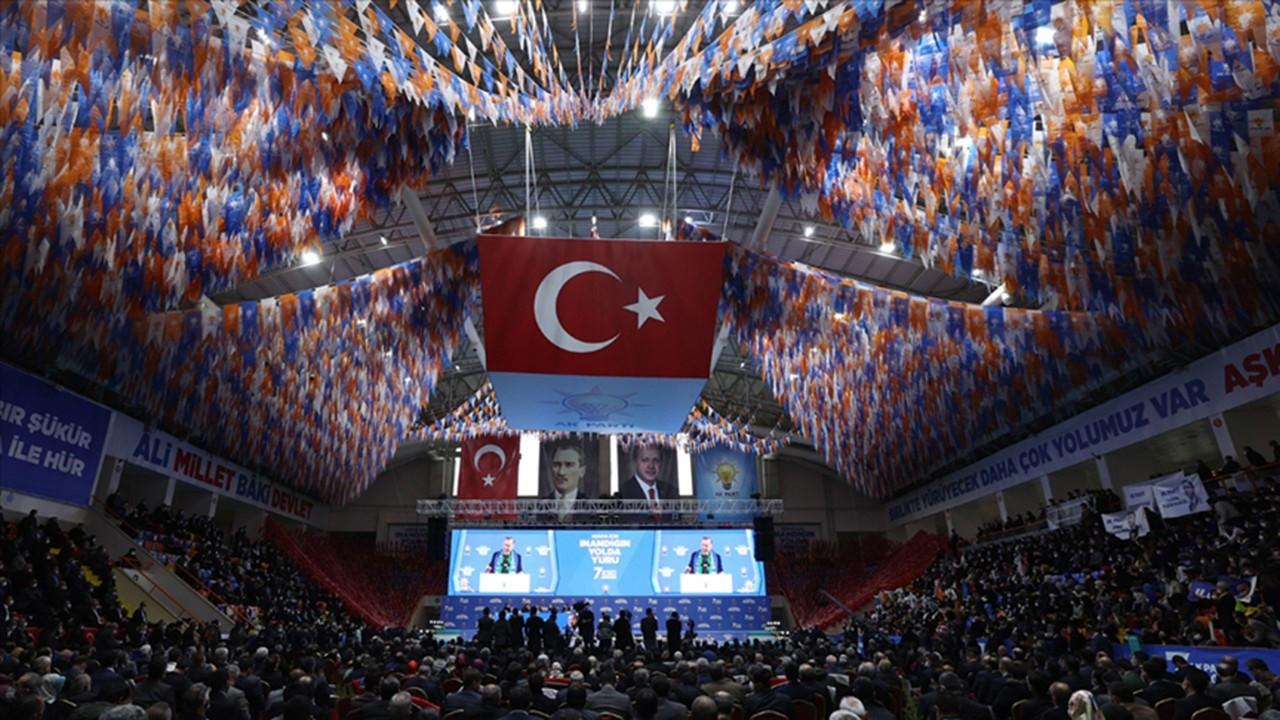 MHP'den AK Parti kongresi için üst düzey heyet