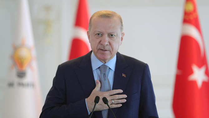 AK Parti'nin yeni sloganı açıklandı