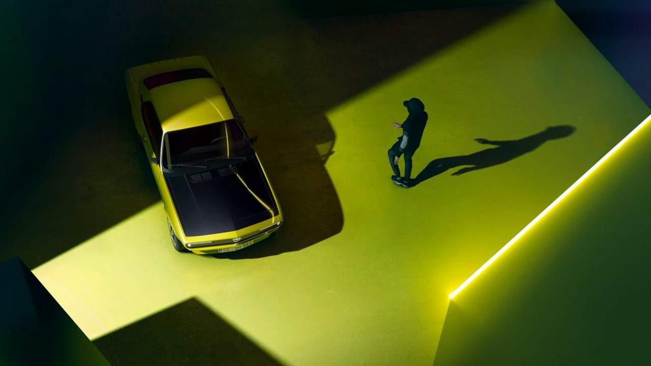 Opel Manta elektrikleniyor