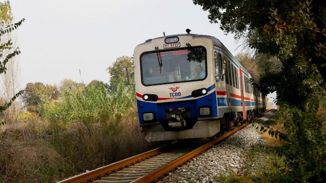 Bölgesel tren seferlerinde normalleşme tarihi belli oldu