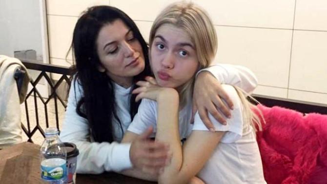 Aleyna Tilki'nin annesi Havva Öztel kızına rakip oldu