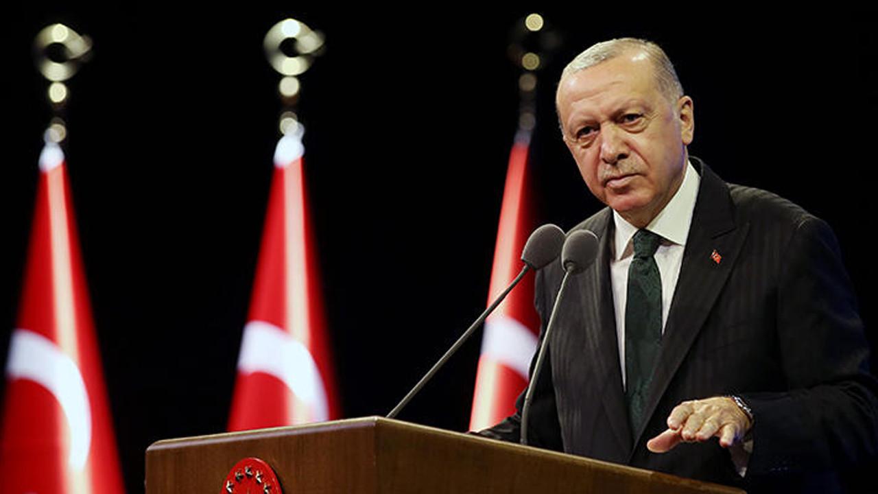 Erdoğan uluslararası anlaşmalara ilişkin 7 kanunu onayladı