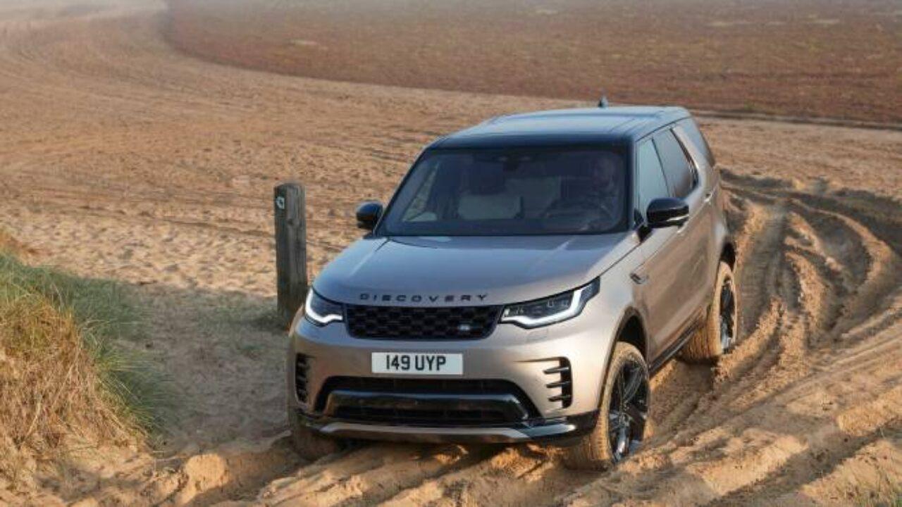 2021 Land Rover Discovery Türkiye'de