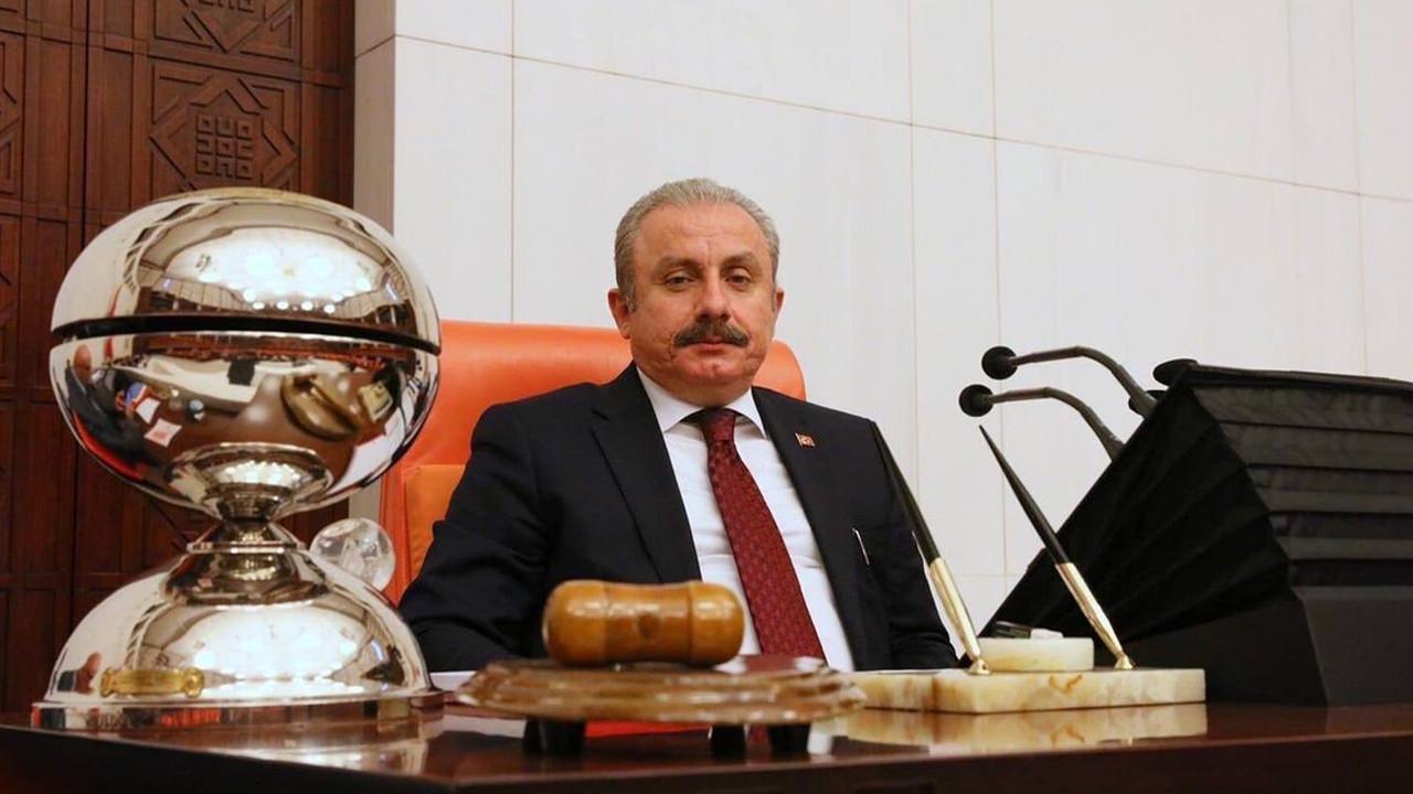 TBMM Başkanı Şentop'tan ''gözaltı'' açıklaması