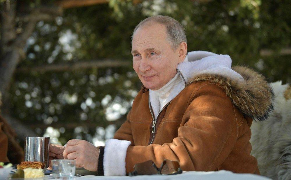 Putin'den hafta sonu kaçamağı - Resim: 3