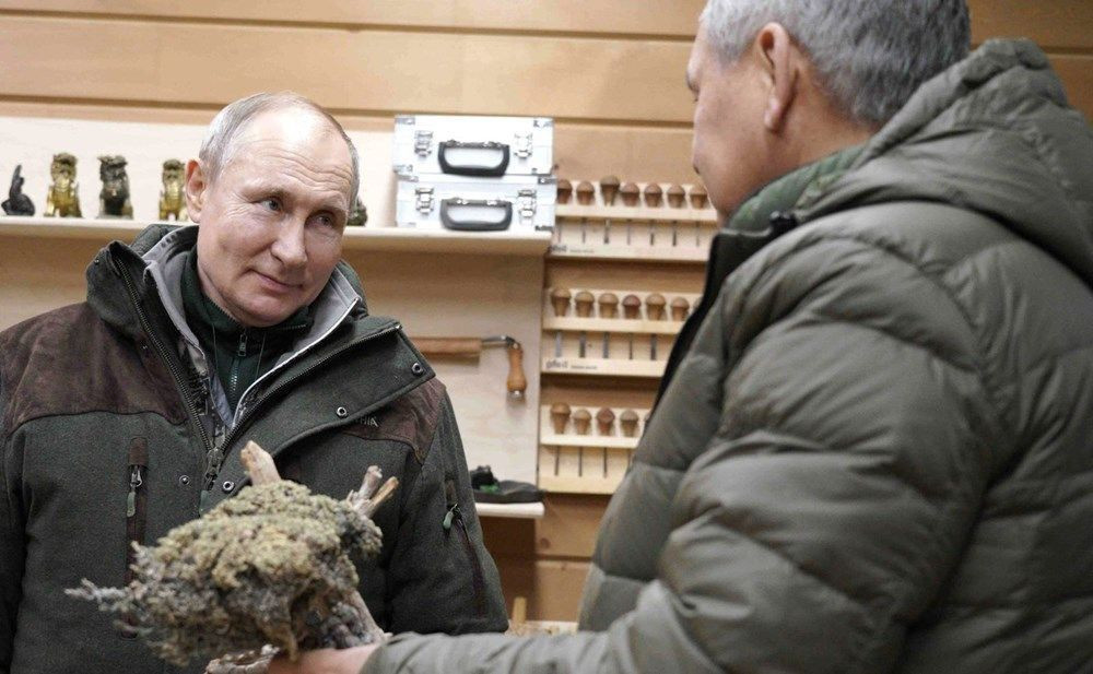 Putin'den hafta sonu kaçamağı - Resim: 4