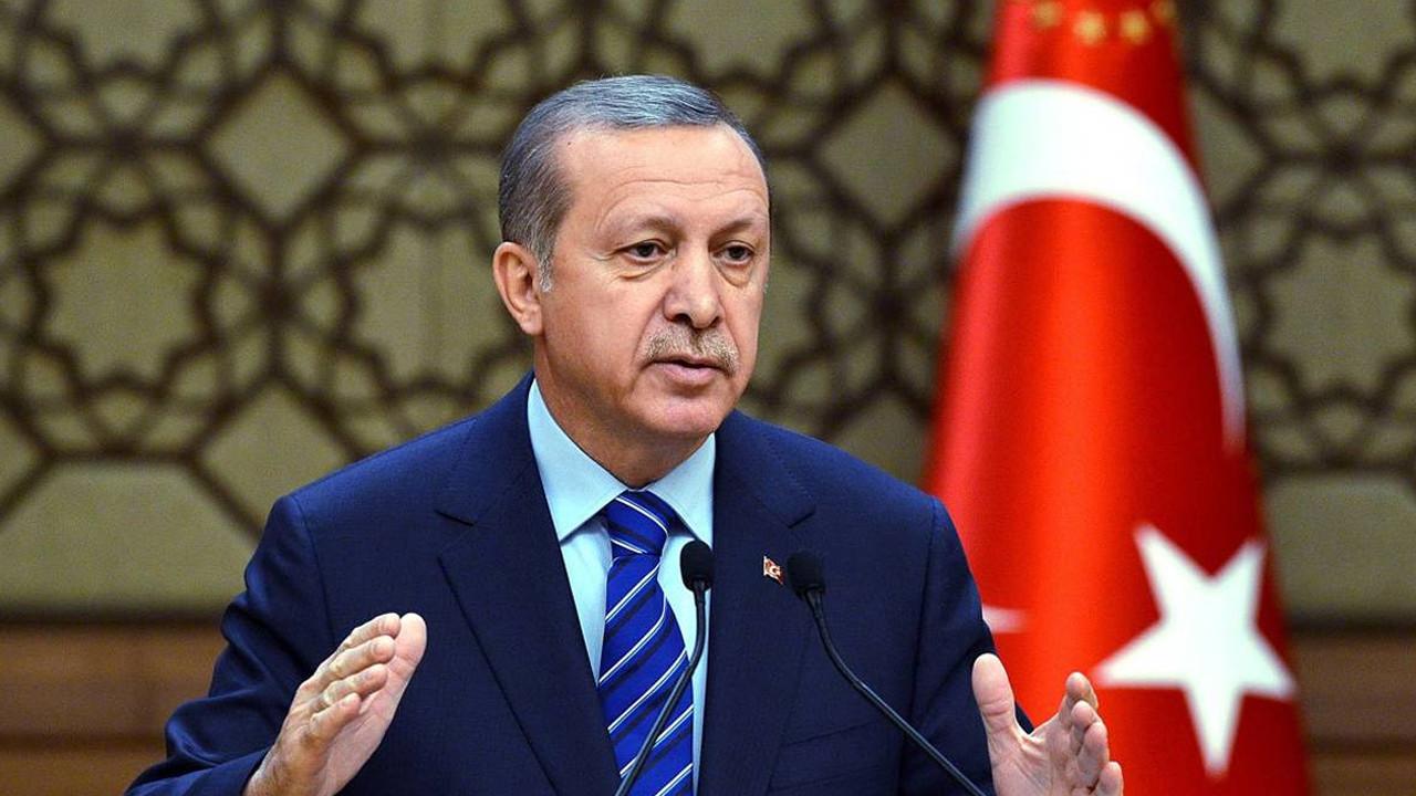 Erdoğan'dan Nevruz mesajı