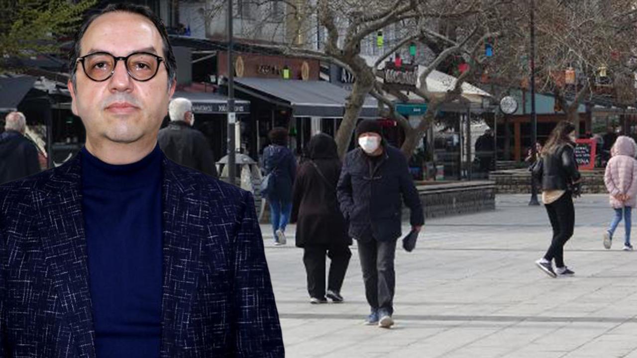 Prof. Dr. Şener'den tam kapanma açıklaması