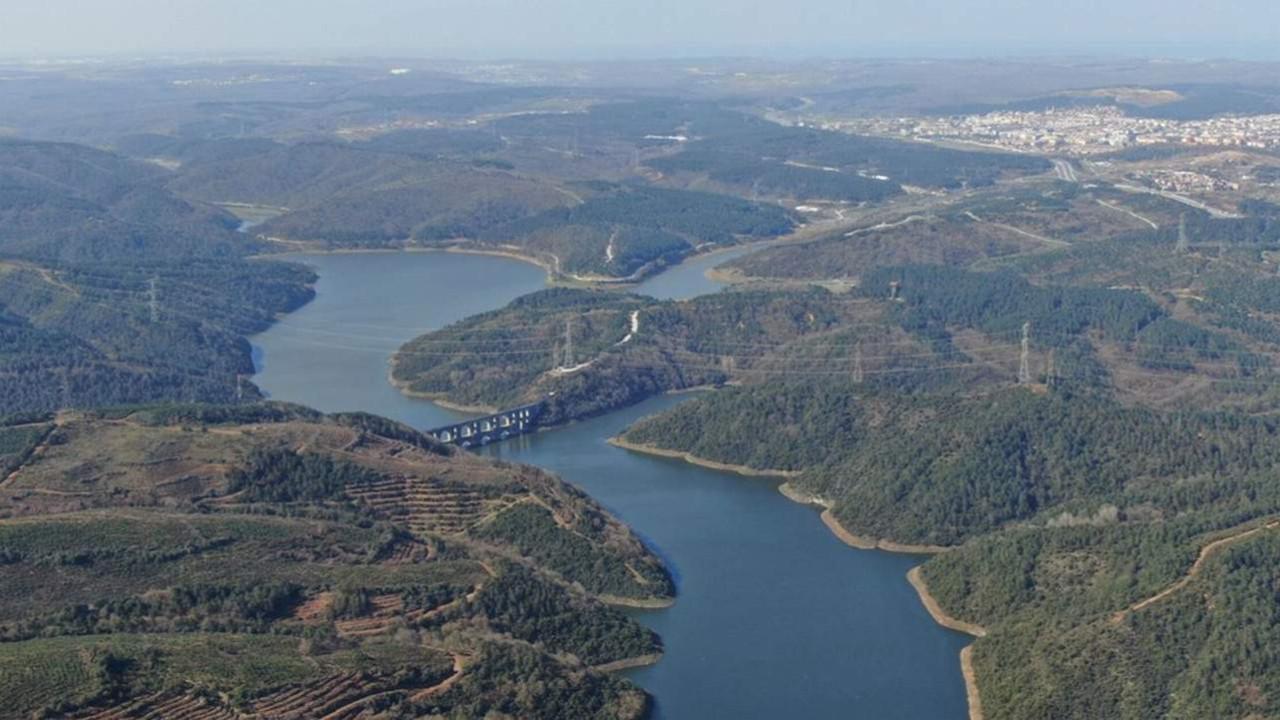 İstanbul Barajları'ndan bir iyi haber daha!