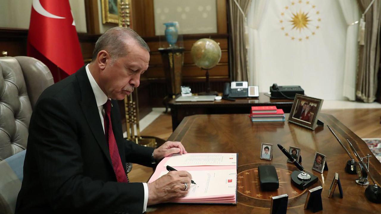 Erdoğan 2 AK Partili ismi daha rektör daha atadı