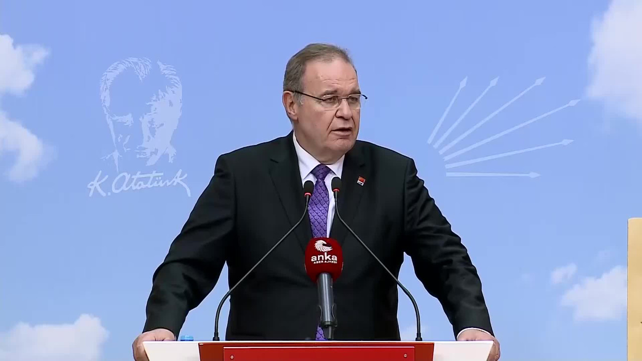CHP'li Öztrak'tan ''apar topar erken seçim'' açıklaması