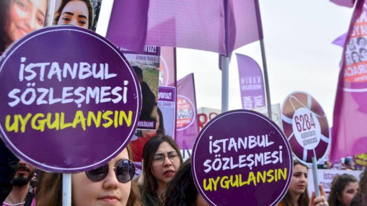 İstanbul Sözleşmesi'nin iptaline karşı bir dava daha