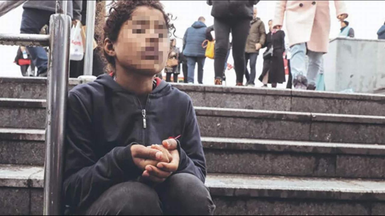 İstanbul'da ''Suriyeli çocuk'' çetesine operasyon
