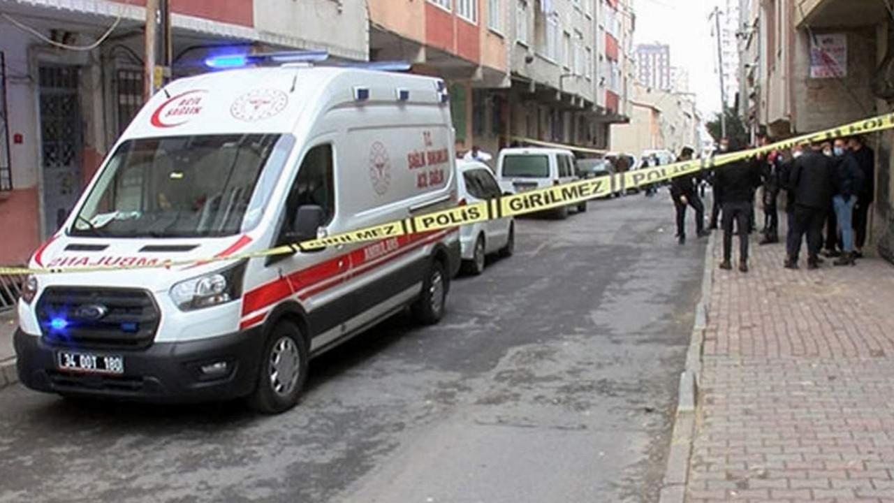 İstanbul'da kadın cinayeti! Kocasını yaralayıp, kadını öldürdüler!