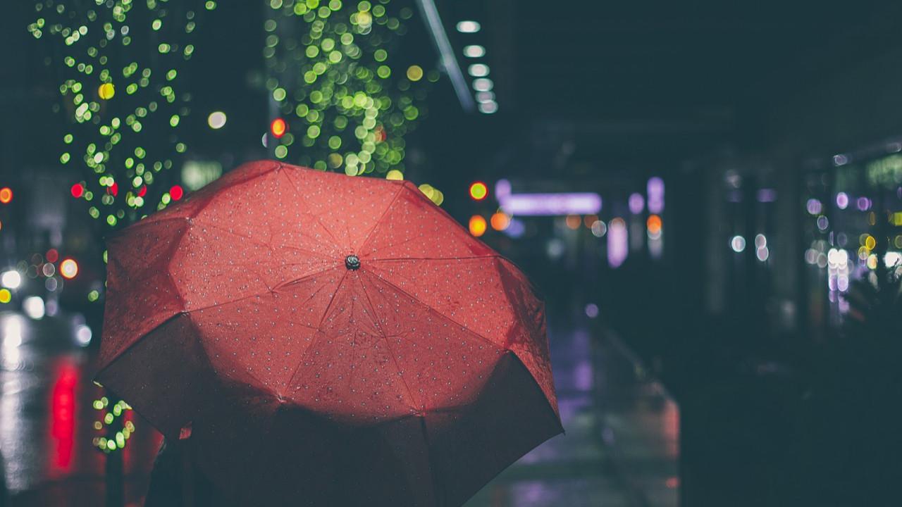 Meteoroloji'den haritalarla yağış uyarısı! Bu illerde yaşayanlar dikkat!