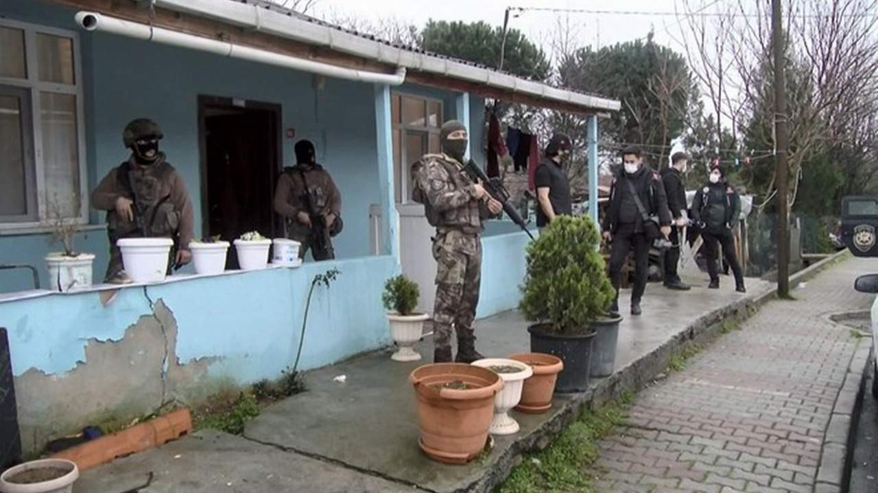 İstanbul'da drone destekli uyuşturucu operasyonu
