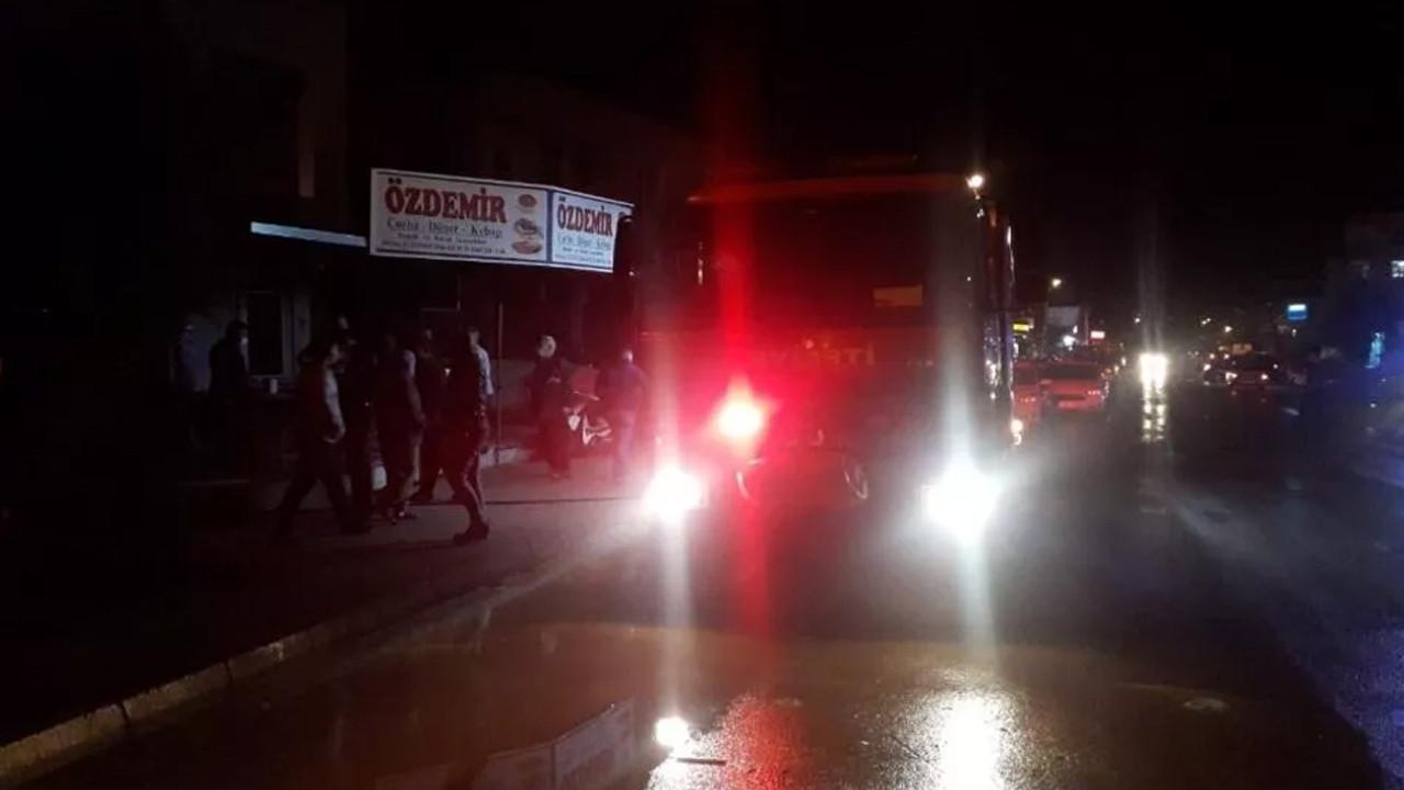 Adana'da evde patlama: 3 yaralı