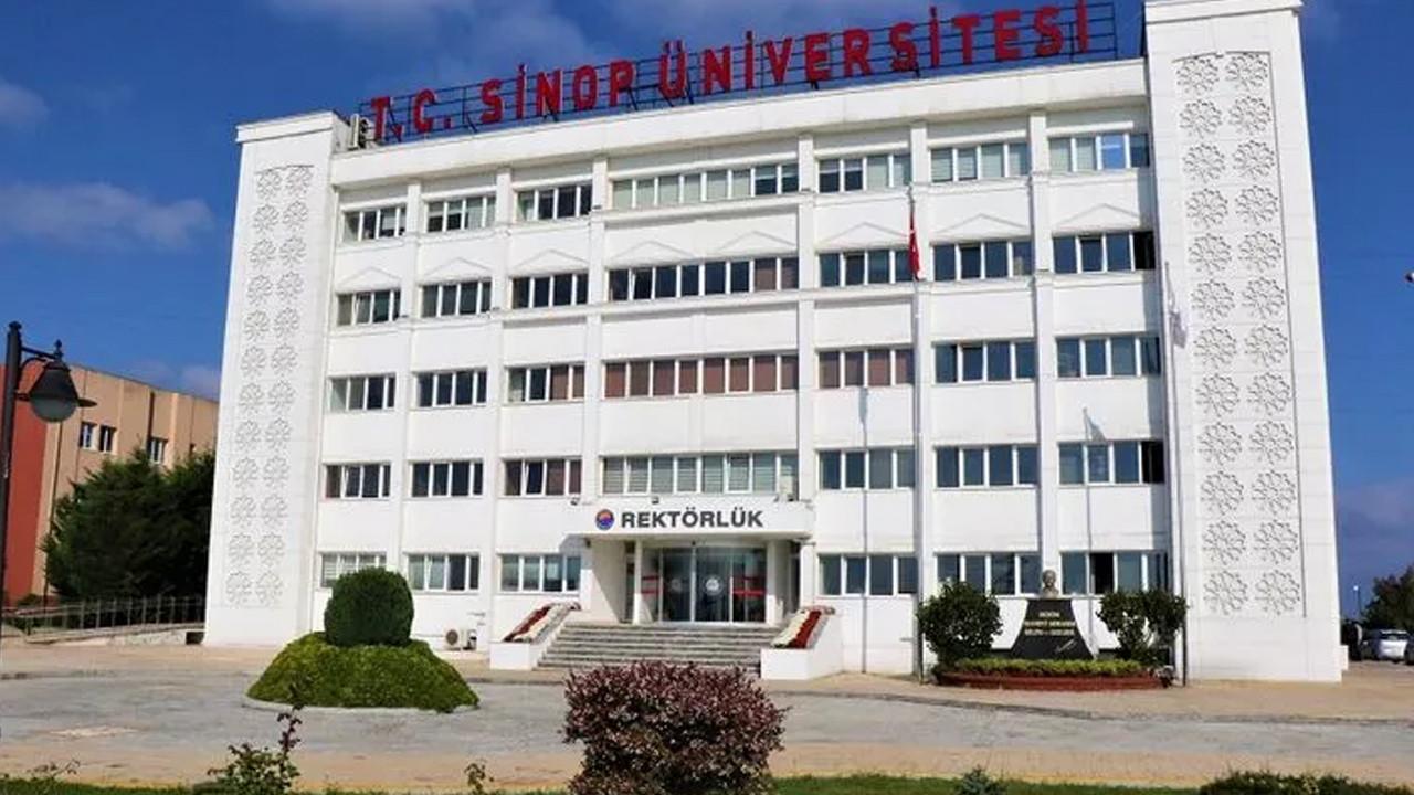 Sinop Üniversitesi'nde yüz yüze eğitimde yeni karar