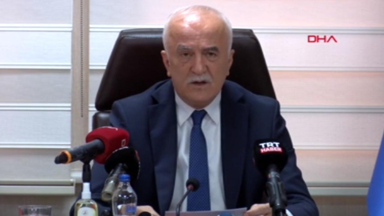 Vakıflar Genel Müdürü'nden İmamoğlu'na 'Gezi Parkı' cevabı