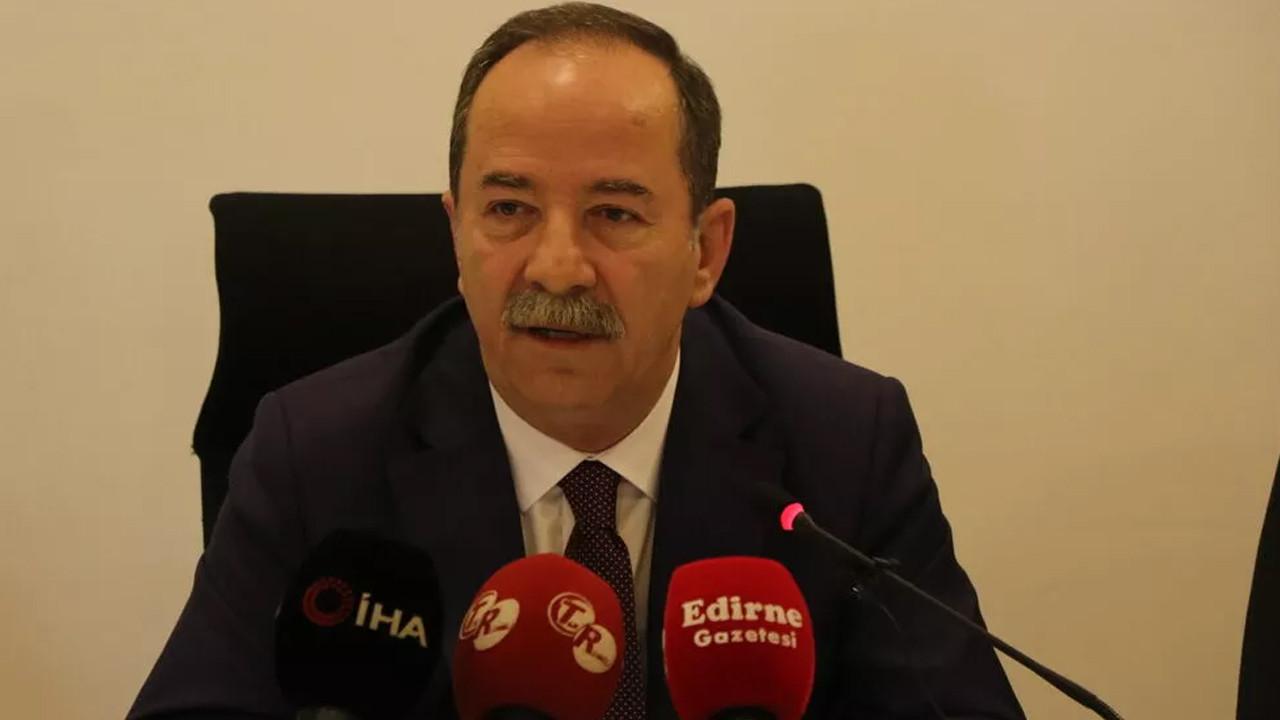 Edirne Belediye Başkanı'ndan ''işkence'' iddialarına yanıt