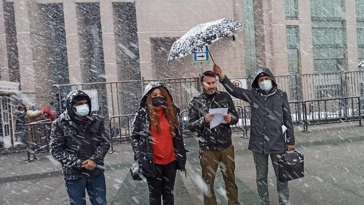 Gezi Parkı'nın devri mahkemelik oldu