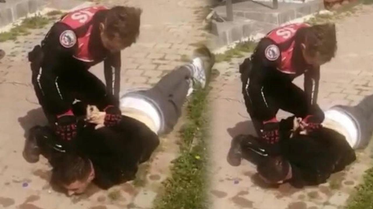 Çocuklara taciz, polislere tehdit: ''Aşkım Van Milletvekilini ara''