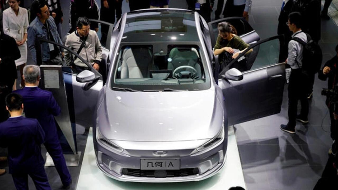 Tesla'ya Çinli rakip geliyor!