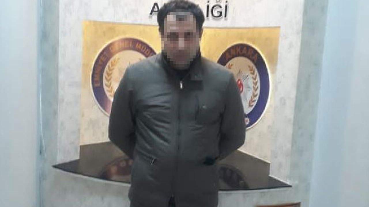 Firari FETÖ üyesi eski binbaşı yakalandı
