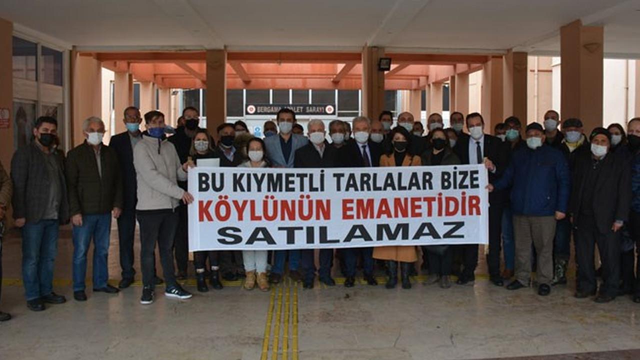 AK Parti'nin sattığı köy malları yargıda