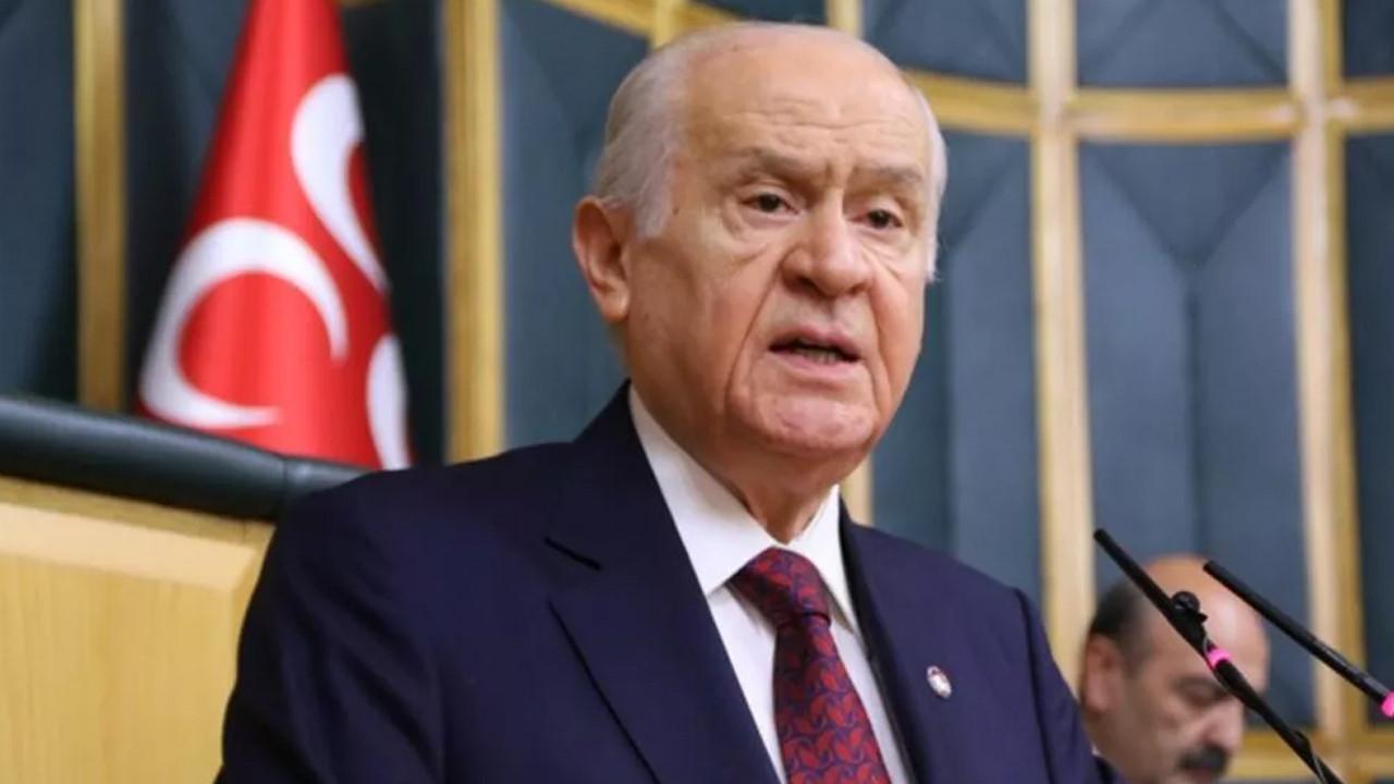 Devlet Bahçeli: MHP'ye faşist diyen ağız kirli ve zırva bir ağızdır