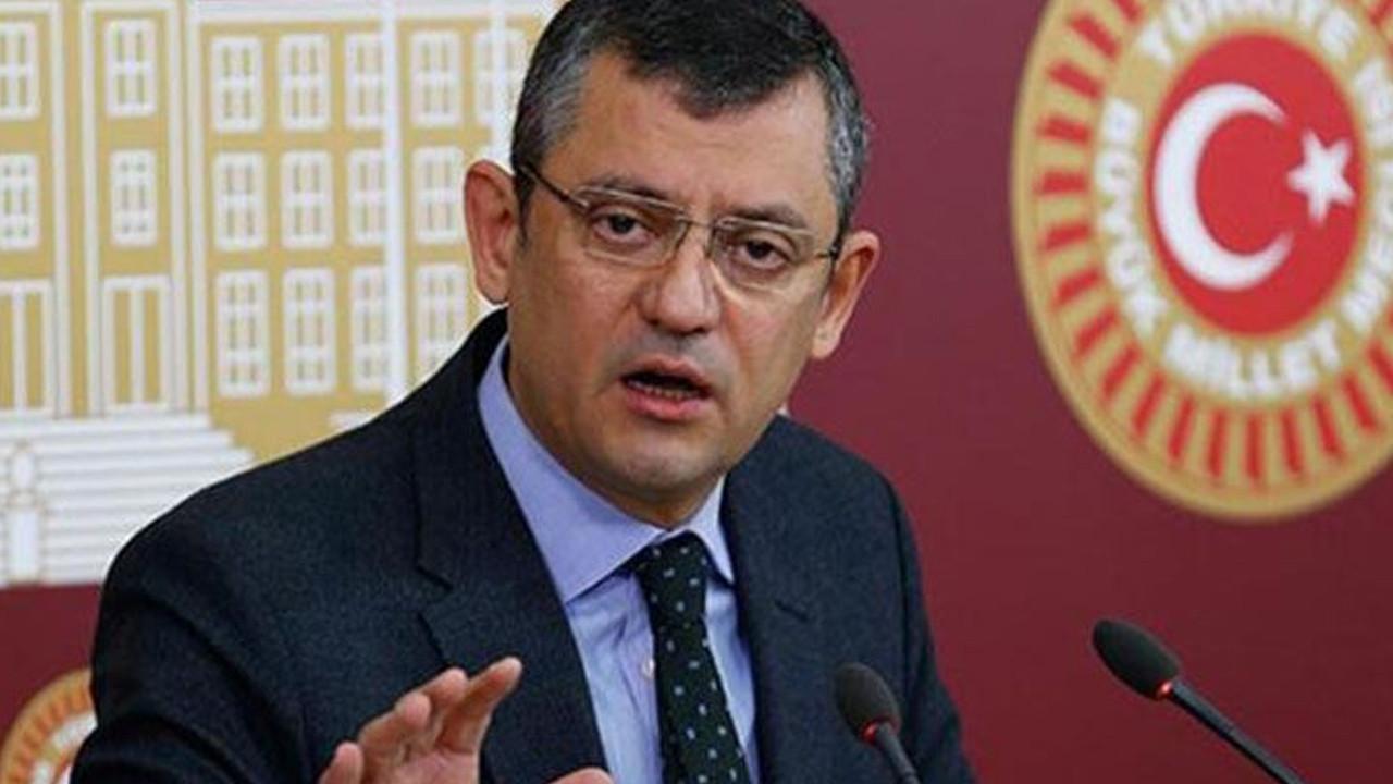 Özgür Özel'den, ''HDP ile ittifak'' açıklaması