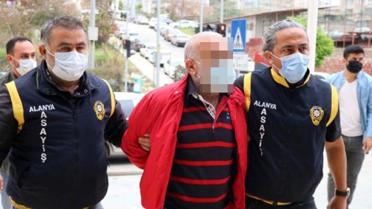 Eşini öldüren kocaya ''adamsın'' diyen şahıs gözaltına alındı