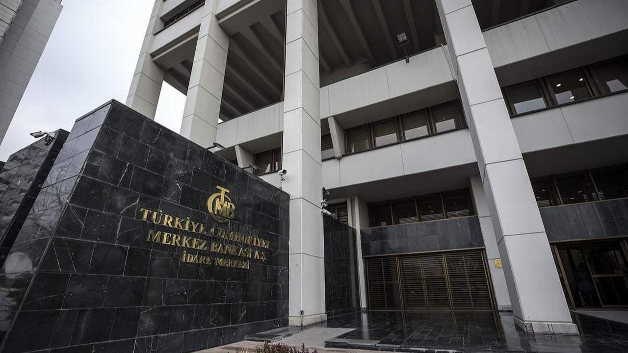 Merkez Bankası yıl sonu enflasyon tahminini güncelledi