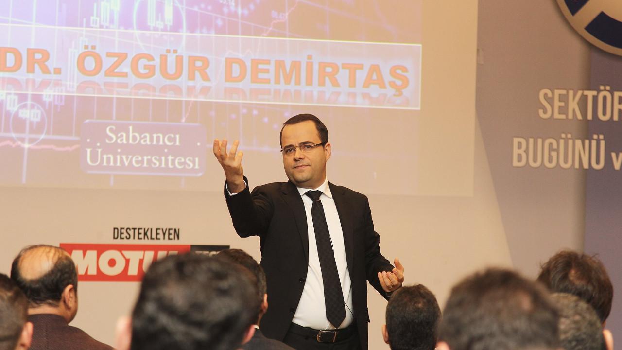 Prof. Dr. Özgür Demirtaş: ''Meğer Necmettin Batırel'i dinlemişler''