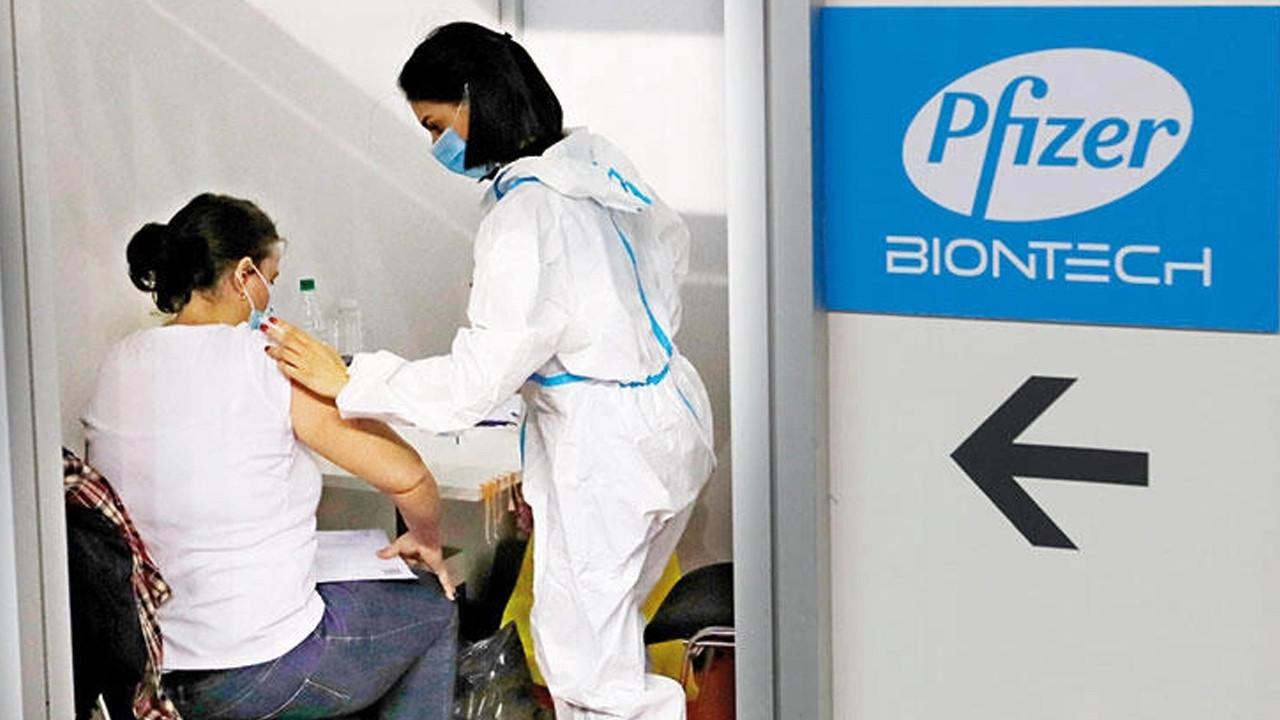Covid-19 aşısını üreten şirketten ilaç müjdesi!