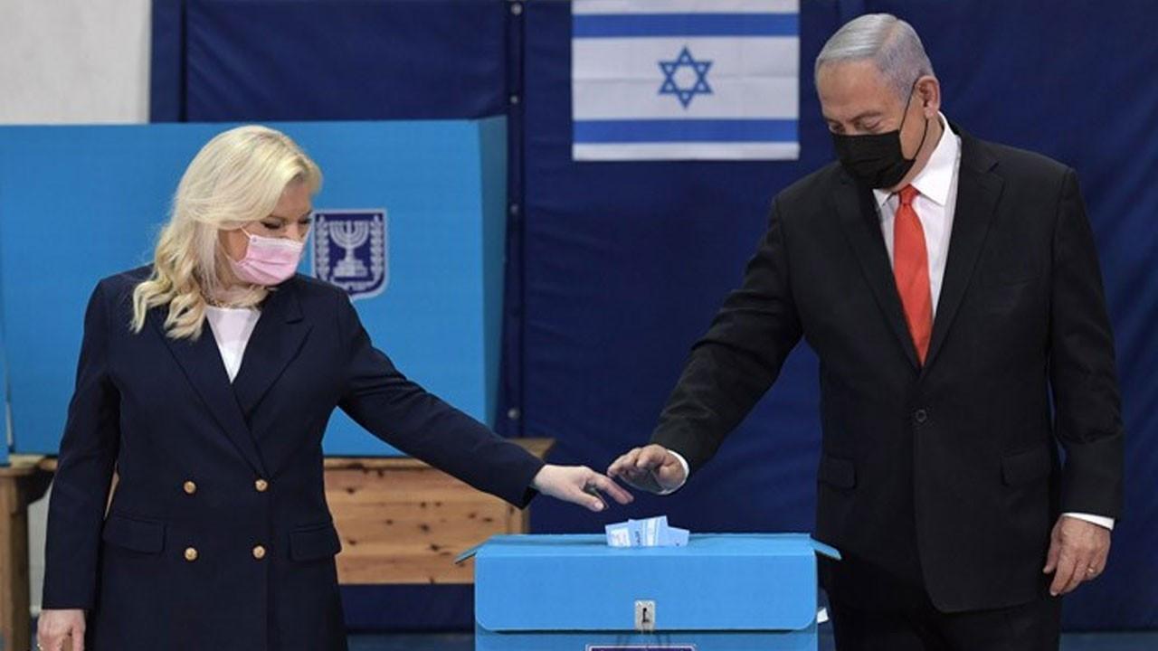 İsrail'de seçim sonuçları açıklandı
