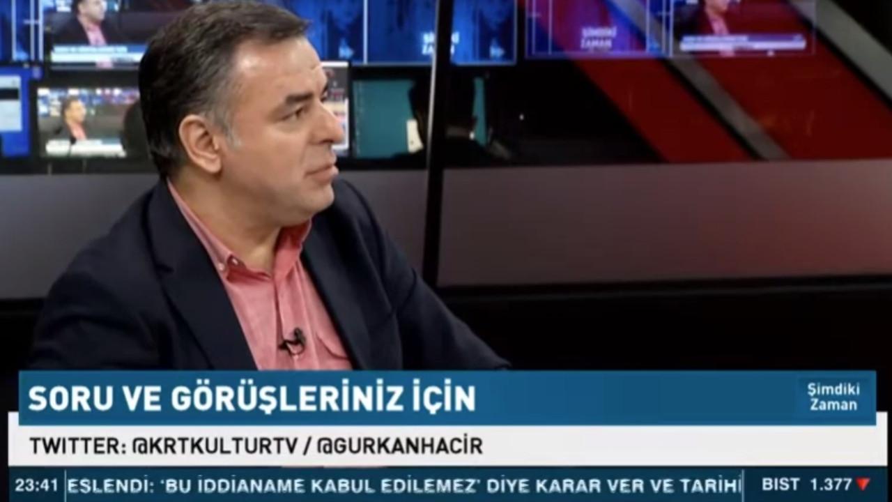 Canlı yayında açıkladı: ''AK Parti'nin oyu %28'e düştü''