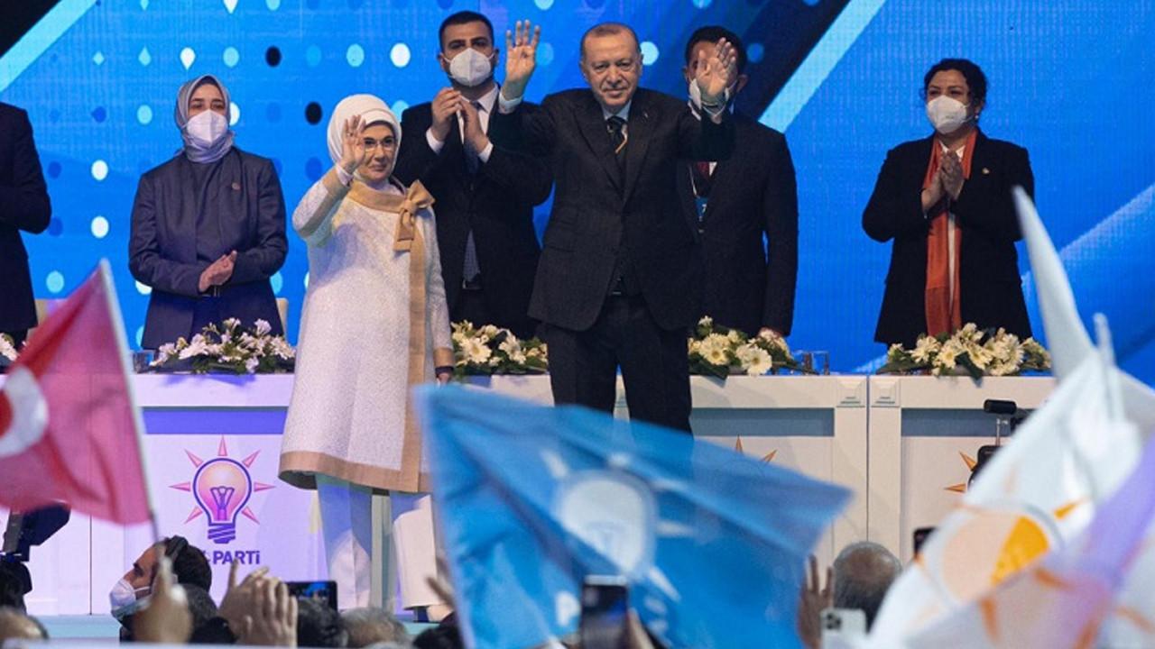 AK Parti kongresi sonrası Erdoğan'a dava açıldı